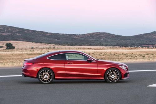 GLS và C-Class Coupé sẽ xuất hiện tại triển lãm Mercedes-Benz Fascination 2016 - 4
