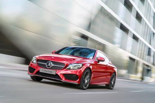 GLS và C-Class Coupé sẽ xuất hiện tại triển lãm Mercedes-Benz Fascination 2016 - 5