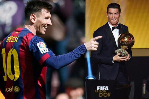 Có cúp C1, Ronaldo chắc thắng Messi ở cuộc đua QBV - 1