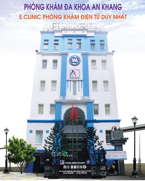 Khám miễn phí nhân dịp kỷ niệm 10 năm thành lập PK An Khang - 1