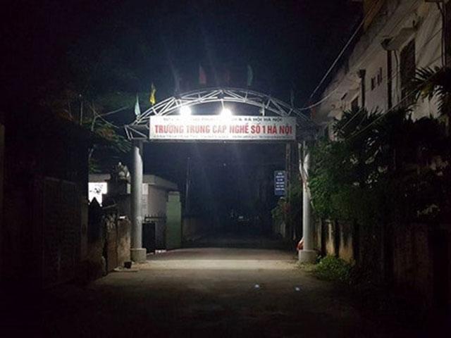 Nghi án bảo vệ trường trung cấp nghề bị giết trong đêm - 1