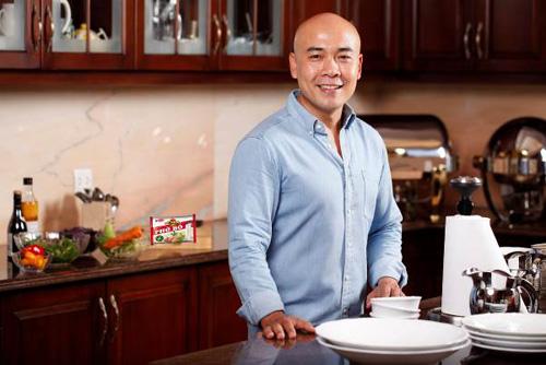Bí quyết cho bữa ăn đủ chất, nhanh gọn từ Ngô Thanh Hòa - 1