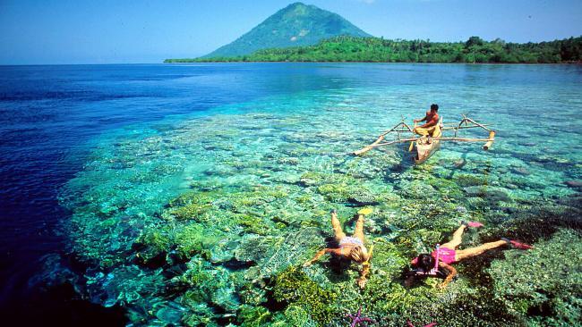 Những hòn đảo du lịch đẹp mê hoặc ở Indonesia - 2