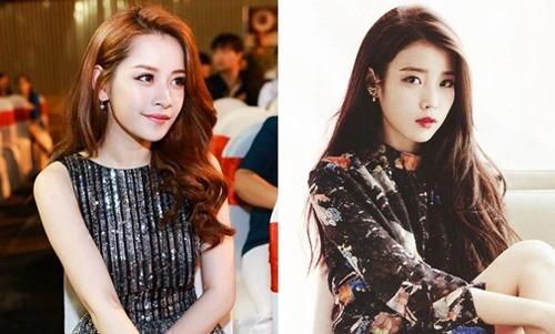 Bất ngờ với nữ ca sĩ Hàn giống hệt Chi Pu - 4