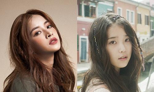 Bất ngờ với nữ ca sĩ Hàn giống hệt Chi Pu - 10