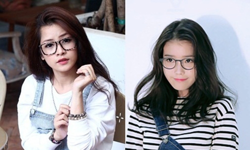 Bất ngờ với nữ ca sĩ Hàn giống hệt Chi Pu - 7