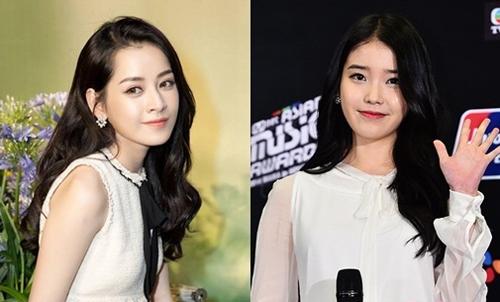 Bất ngờ với nữ ca sĩ Hàn giống hệt Chi Pu - 1