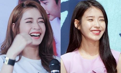 Bất ngờ với nữ ca sĩ Hàn giống hệt Chi Pu - 5