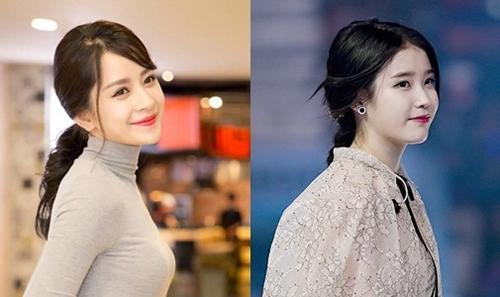 Bất ngờ với nữ ca sĩ Hàn giống hệt Chi Pu - 3