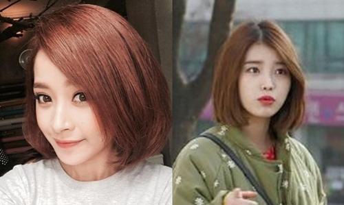 Bất ngờ với nữ ca sĩ Hàn giống hệt Chi Pu - 8