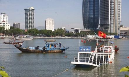 Chìm tàu ở Đà Nẵng - Tàu Thảo Vân 2 gây tai tiếng cho Đà Nẵng - 1