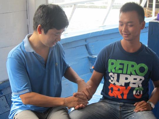 Vụ chìm tàu sông Hàn: Gặp lại những người hùng thầm lặng - 2