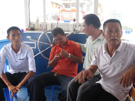 Vụ chìm tàu sông Hàn: Gặp lại những người hùng thầm lặng - 4