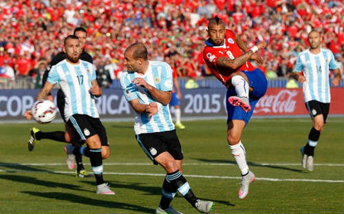 Argentina – Chile: Bài toán không Messi - 1