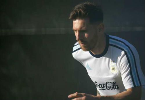 Argentina – Chile: Bài toán không Messi - 3