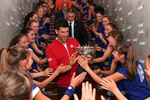 Djokovic hạ Murray: Sức nhàn thắng địch mỏi - 2