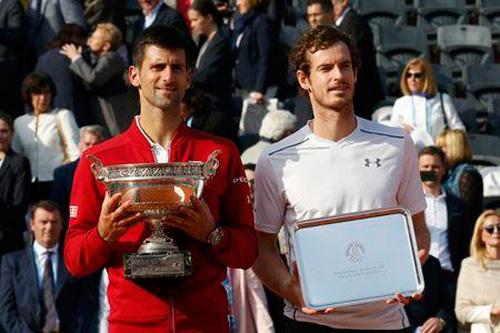 Djokovic hạ Murray: Sức nhàn thắng địch mỏi - 1