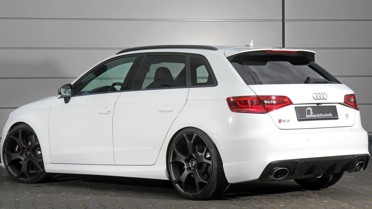 Audi RS3 phiên bản độ có công suất 550 mã lực - 3