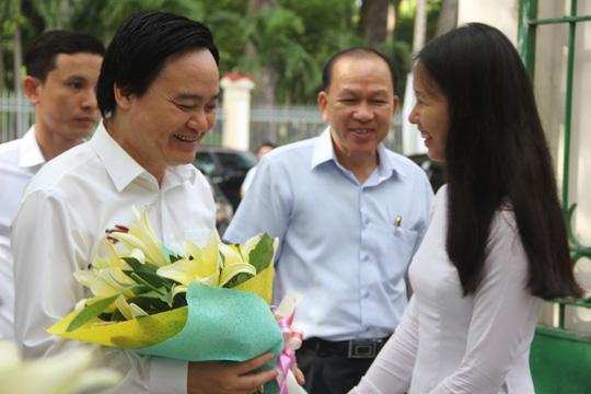 Bộ trưởng Phùng Xuân Nhạ trải lòng về thông tư 30 - 1