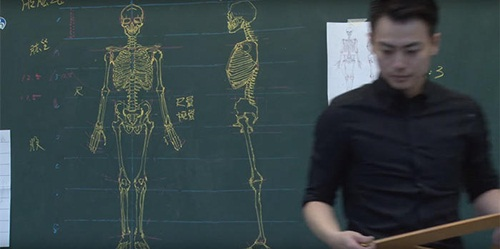 """Dân mạng """"phát cuồng"""" với thầy giáo đẹp trai, vẽ đẹp - 7"""