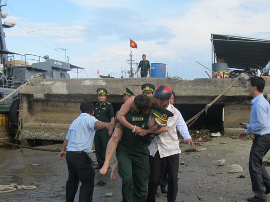 Vụ chìm tàu trên sông Hàn: Chính thức khởi tố vụ án - 1