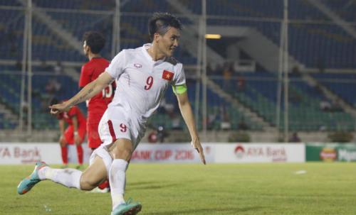 Video Việt Nam vs Singapore - 1