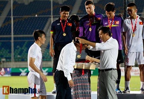 Việt Nam vô địch cúp tứ hùng: Vỡ òa hạnh phúc - 3