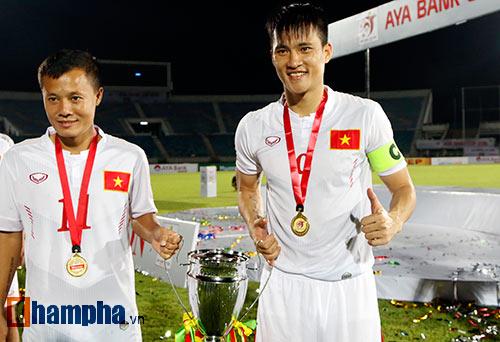 Việt Nam vô địch cúp tứ hùng: Vỡ òa hạnh phúc - 8