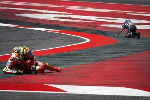 "MotoGP: ""Chiến tranh lạnh"" Rossi - Marquez sang trang - 1"