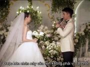 Bạn trẻ - Cuộc sống - Clip: Đám cưới ngôn tình xúc động sau 1478 ngày yêu