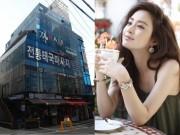 Khối tài sản khủng nhất nhì showbiz Hàn của Kim Tae Hee