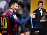 Bóng đá - Có cúp C1, Ronaldo chắc thắng Messi ở cuộc đua QBV