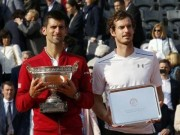 Djokovic hạ Murray: Sức nhàn thắng địch mỏi