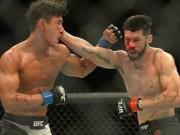 Thể thao - UFC: Ăn đòn sưng mặt vẫn đấu rồi cùng đi viện