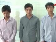 Video An ninh - 3 sinh viên gây án mạng kinh hoàng lúc rạng sáng
