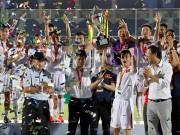 Bóng đá - Việt Nam vô địch cúp tứ hùng: Vỡ òa hạnh phúc