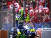 "Thể thao - MotoGP: ""Chiến tranh lạnh"" Rossi - Marquez sang trang"