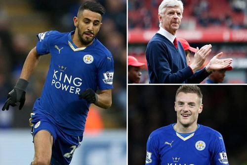 """Leicester bị """"rút ruột"""" hàng loạt: Học sống trên đỉnh - 2"""