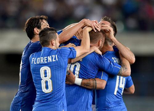 """Italia - Phần Lan: Buổi """"làm nóng"""" hoàn hảo - 1"""