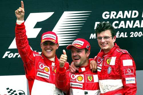 F1, Canadian GP: Ferrari và hoài niệm Schumacher - 3