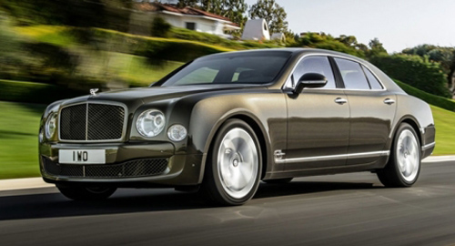 """Bentley chính thức """"khai tử""""' động cơ V8 - 1"""