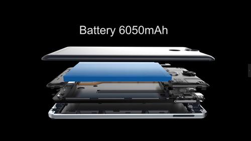 "Ulefone Power ""vua smartphone "" pin khủng 6.050mAh - 4"