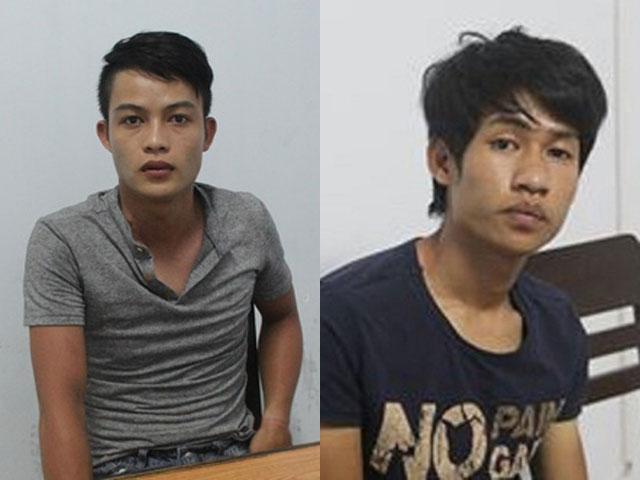 Bắt được 2 nghi phạm cướp táo tợn giữa trung tâm Đà Nẵng - 1