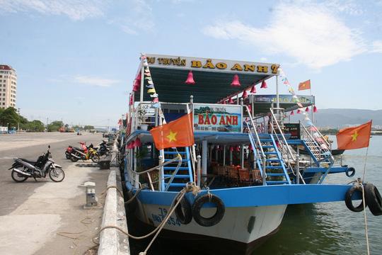Từ 16.6, tàu đảm bảo sẽ hoạt động trở lại trên sông Hàn - 2