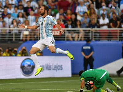 Chi tiết Argentina – Chile: Bàn thắng danh dự (KT) - 4