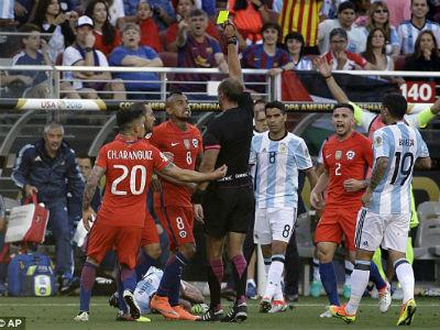 Chi tiết Argentina – Chile: Bàn thắng danh dự (KT) - 3