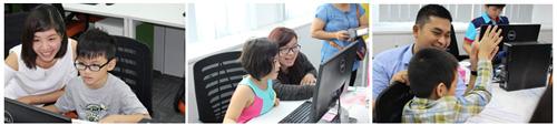 Trải nghiệm lập trình cho 72 em học sinh tiểu học tại Tp.HCM - 4