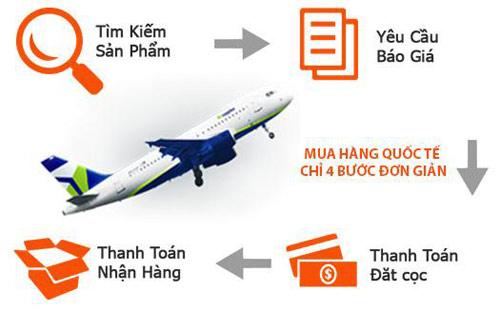 Cách mua hàng Mỹ xách tay về Việt Nam an toàn - 1
