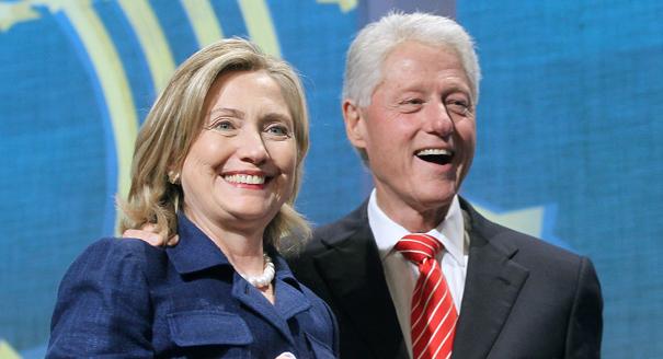 Em rể của bà Clinton bị bắt giữ - 2