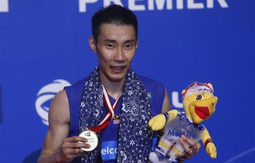 Lee Chong Wei trở lại số 1: Vì giấc mơ vàng Olympic - 1